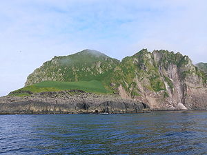 Koniuji Island - Kaniuji Island, July 2008