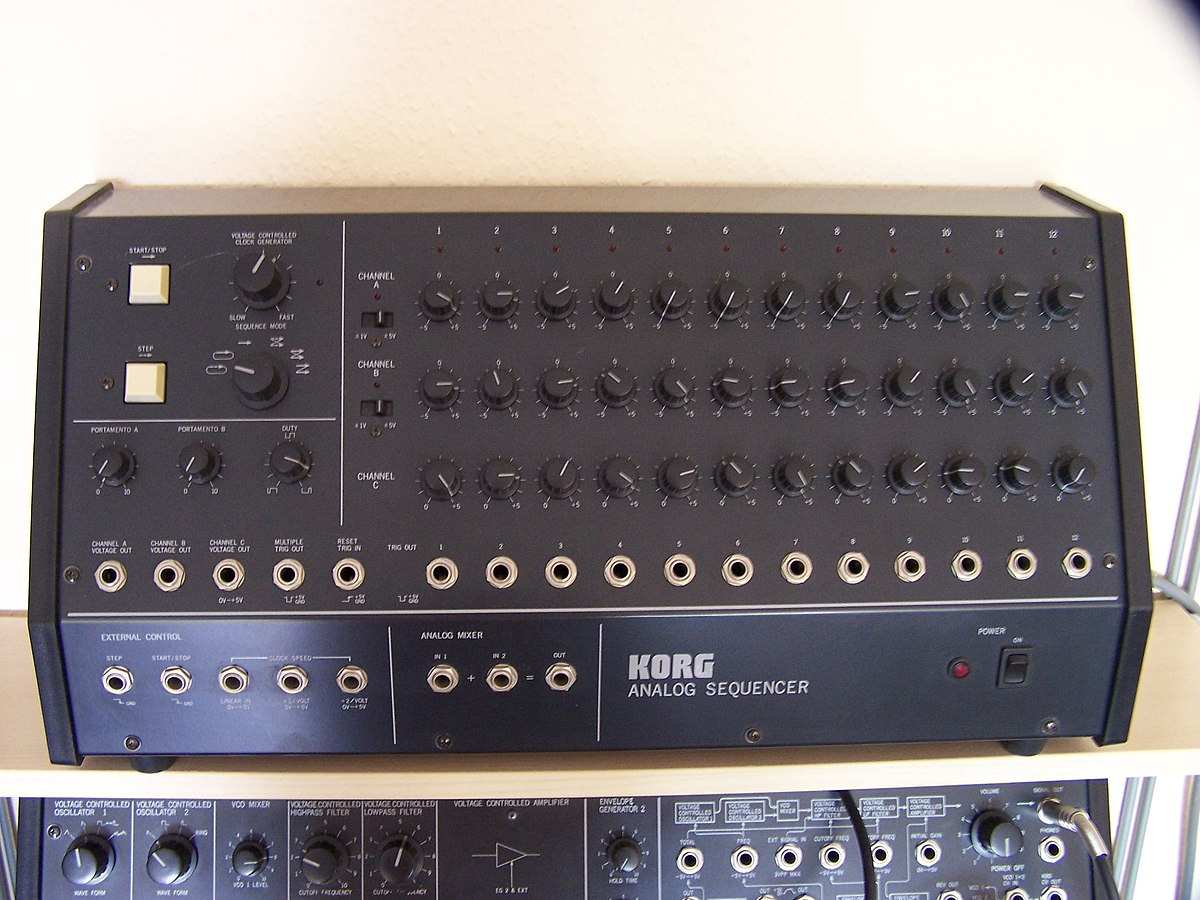 analog sequencer