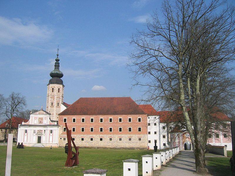 Cistercijanski samostan Kostanjevica na Krki