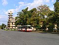 Kostelec nad Labem, Komenského sq 2.jpg
