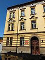 Kraków ul. Czysta 21, kamienica z oficyną; fot. 01.jpg