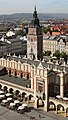 Krakow - Cloth Hall from Basilica - 5.jpg