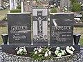 Kretingos kapines Beneciu kapas 2008.JPG