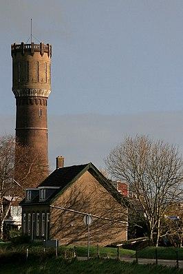 Watertoren (Krimpen aan de Lek) - Wikipedia