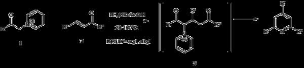 Condensation To Form Pyridine Ring