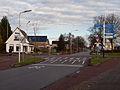 Kruising Groningerstraat, Molenweg en Warreboslaan- Surhuisterveen (2012).jpg