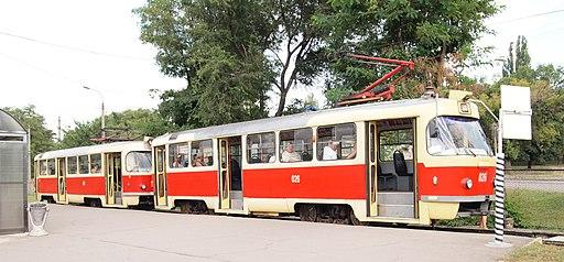 Kryvyi Rih - metro