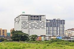 何清园批发城,马来西亚主要服饰批发聚集之处