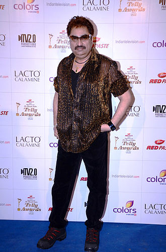 Kumar Sanu - Image: Kumar sanu colors indian telly awards