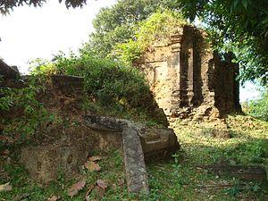 Kutisvara - Collapsed towers of Kutisvara