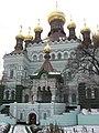 Kyiv Pokrova Monastery - Mykolaivskyi under reconstruction.jpg
