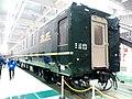 Kyoto Railway Museum (23) - JNR 24 series passenger car Kani 24-12.jpg