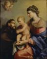 L'Extase de saint François Pompeo Batoni.png