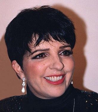 Liza Minnelli - Minnelli in 1997