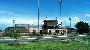 LSU Soccer Stadium - Image: LSU Soccer Stadium