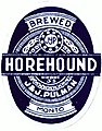 Label from J and J Pulman's brewed Horehound soft drink (8734611282).jpg