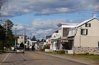 Lac-aux-Sables, Quebec Parish municipality in Quebec, Canada