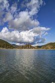 Acque del lago Turano