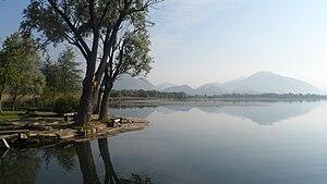 Lago di Alserio - Image: Lago di Alserio