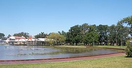 Lake wendouree village.jpg