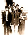 Lalji Singh in 1968 at BHU Varanasi India.jpg