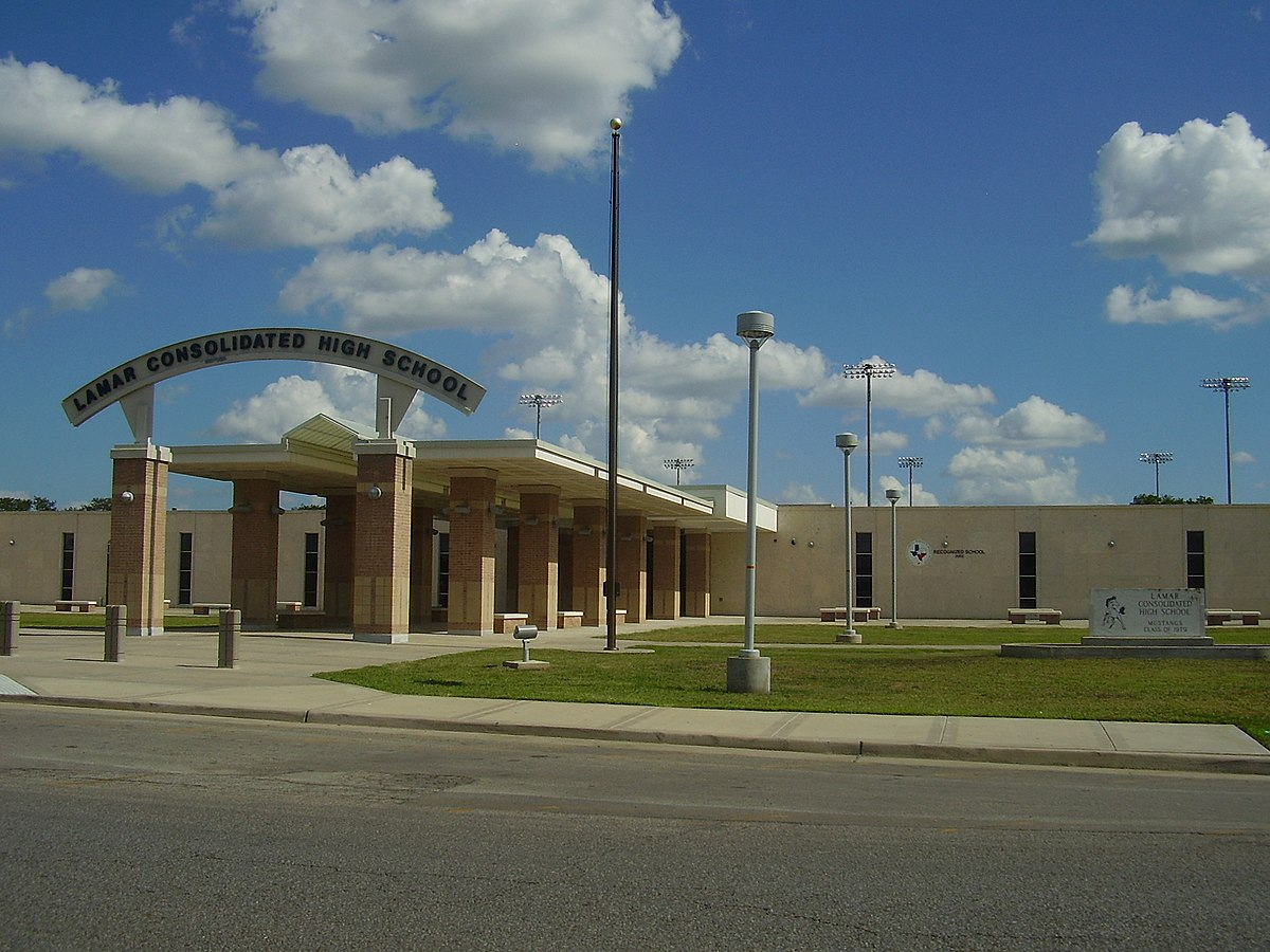 Lamar Consolidated High School - Wikipedia
