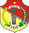 Official seal of Belu Regency