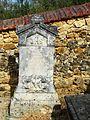 Lamonzie-Montastruc cimetière tombe prêtres.JPG
