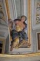 Lamporecchio, villa rospigliosi, interno, salone di apollo, con affreschi attr. a ludovico gemignani, 1680-90 ca., segni zodiacali, capricorno 02.jpg