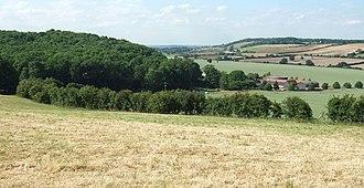Little Gaddesden - Image: Lamsey Farm geograph.org.uk 193359