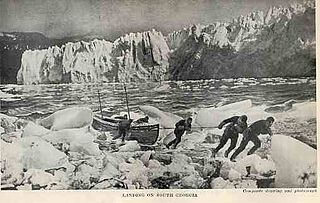 small-boat journey by Sir Ernest Shackleton and five companions