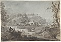 Landscape Prospect with a Buggy and a Herd of Goats MET DP801605.jpg