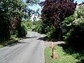 Lane at Gabbs Farm - geograph.org.uk - 472166.jpg