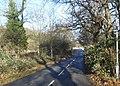 Lane at Malvern Wells - geograph.org.uk - 647343.jpg