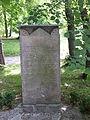 Lapidarium żydowskie w Kołobrzegu(Aw58)DSCF0914.JPG