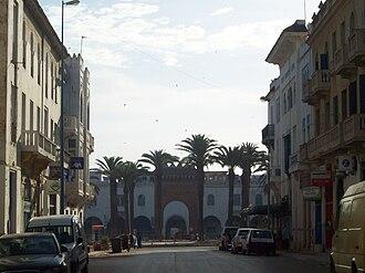 Larache - Image: Larache Plaza de Espana