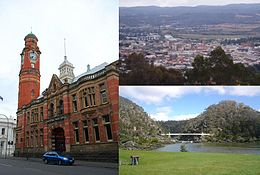 Launceston – Veduta