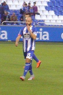 Laure (footballer) Spanish footballer