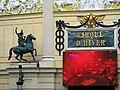 Le Cirque d'Hiver - Détail de la porte d'entrée.JPG