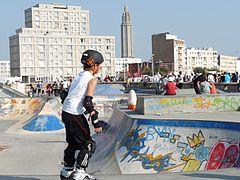 Le Havre (skatepark)