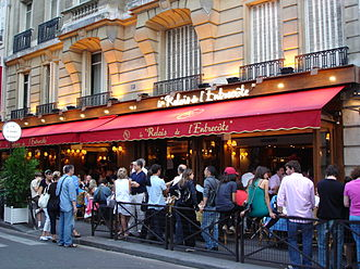 L'Entrecôte - L'Entrecôte Saint-Germain in Paris's 6th arrondissement