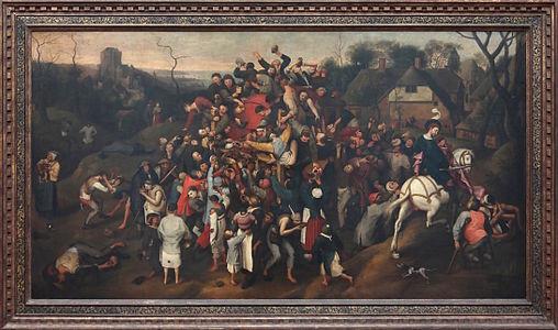 Le vin de la Saint-Martin - d'après Pieter Bruegel I.jpg