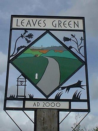 Leaves Green - Image: Leaves Green 008