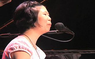 Lee Hee-ah - Lee Hee-ah performing in March 2013