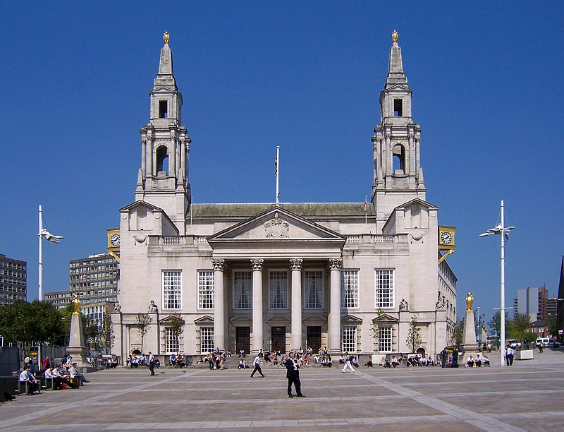 Paypay:Leeds Civic Hall.jpg