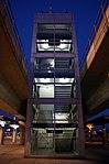 Lefferts Boulevard stairs vc.jpg