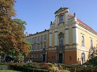 General education liceum - Liceum Ogólnokształcące no. 1 in Legnica