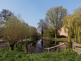 Leiden-Merenwijk, waarschijnlijk straatzicht de Broekweg foto8 2017-04-09 10.03.jpg