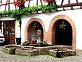 Leinsweiler Brunnen 1581.jpg