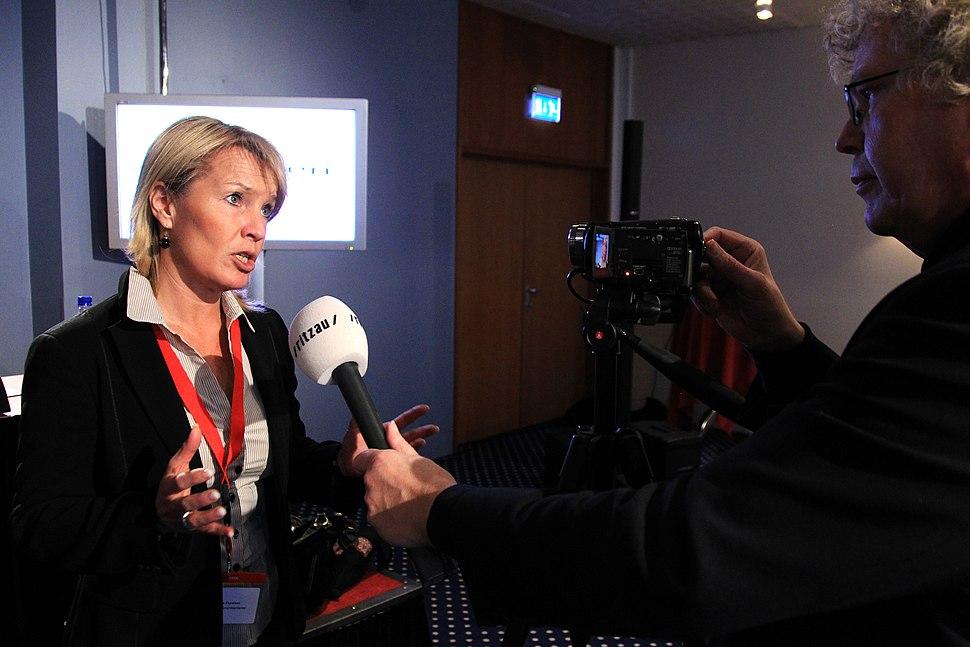 Lene Espersen, utrikesminister Danmark. Nordiska radets session 2010 (1)